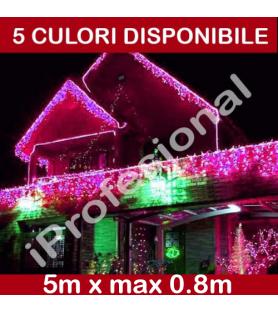 PERDEA TURTURI IPROFESIONAL, 5M X MAX 0.8M, EXTERIOR, IDEC113LFALALL